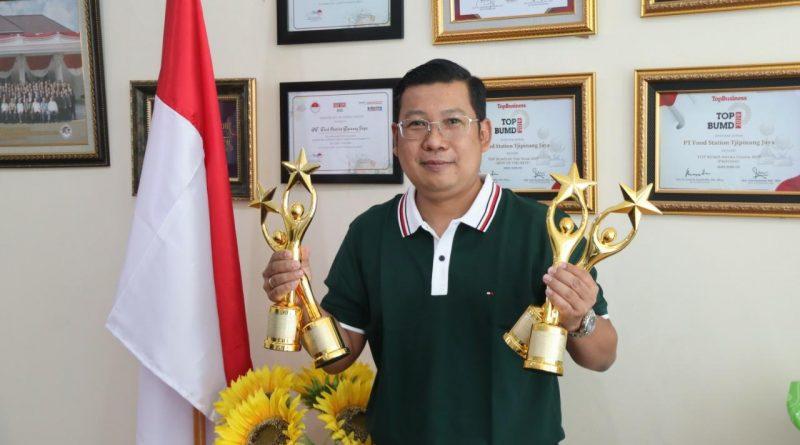 Profil Arief Prasetyo Adi, Direktur Utama RNI