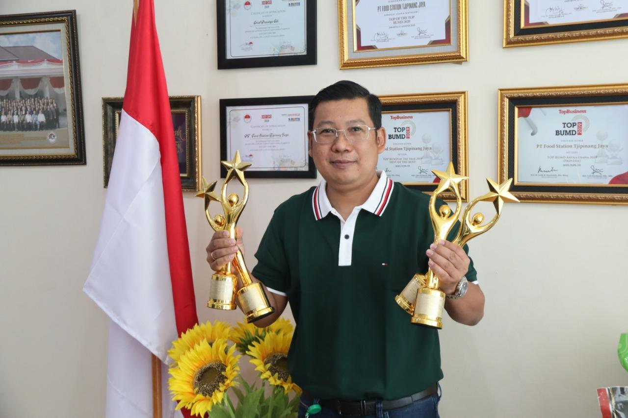 Profil Arief Prasetyo Adi, Direktur Utama Rajawali Nusantara (RNI)