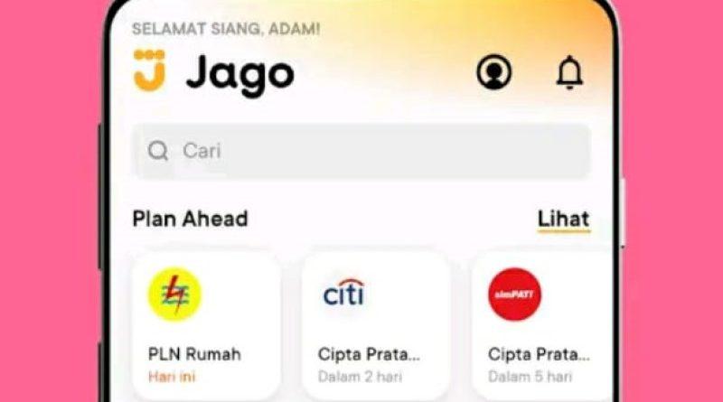 Bank Jago (ARTO) Luncurkan Aplikasi, Ini Kelebihannya