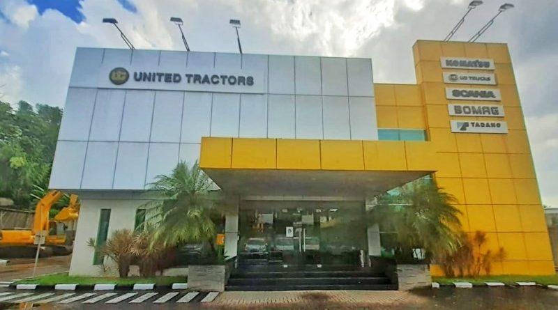 Hasil RUPS UNTR 2021, United Tractors Bagi Dividen Rp 644 Per Lembar