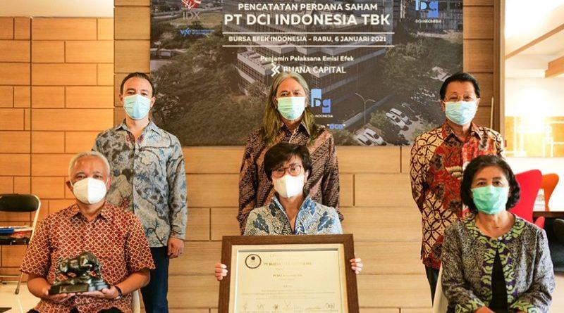 DCII Indonesia merupakan perusahaan yang bergedak dalam bidang usaha penyediaan hosting internet