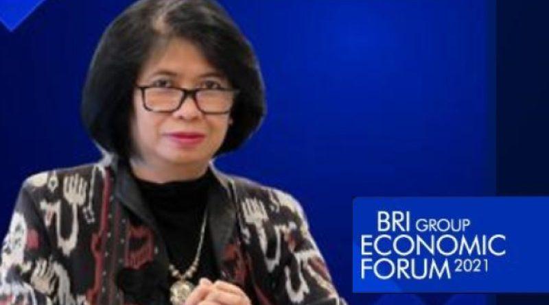 Listiarini Dewajanti Direktur Keuangan Pupuk Indonesia