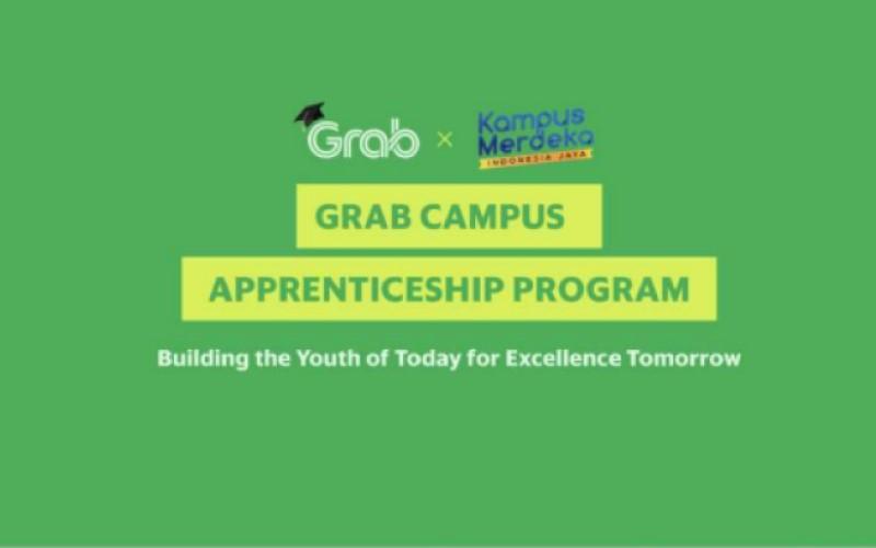 Kampus Digital, Grab Indonesia Luncurkan Grab Campus  Apprenticeship
