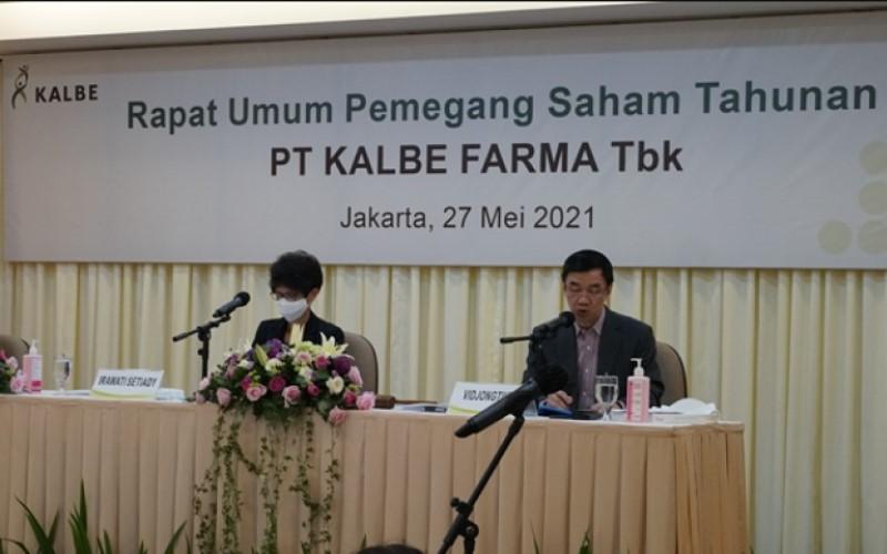 Kembangkan Sayap, Kalbe Farma (IDX: KLBF) Dirikan Anak Usaha Baru