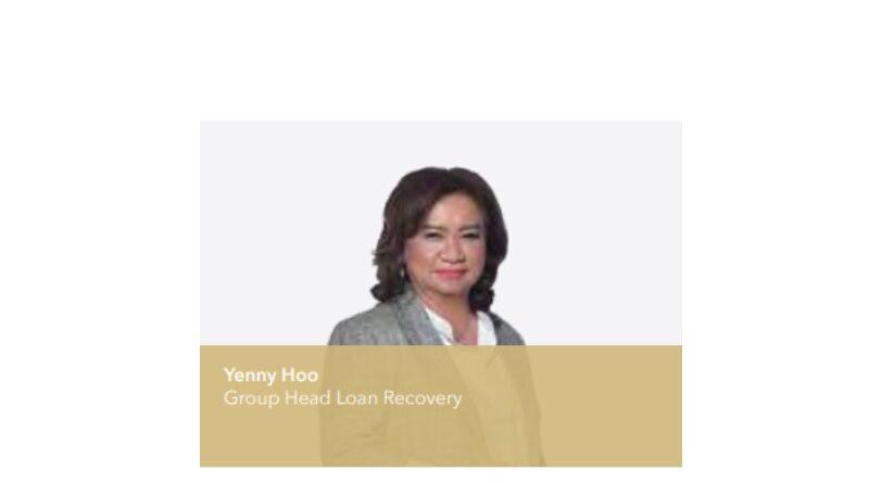 Profil Yenny Hoo Bank Sinarmas Bank Capital BACA