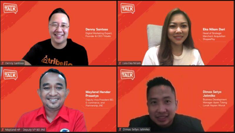 ShopeePay Talk Ungkap Rahasia Sukses Bisnis Legendaris Indonesia