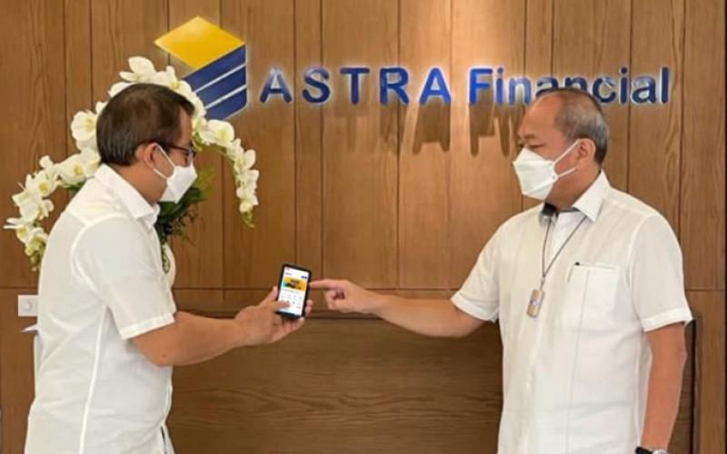 Peluncuran Astra Financial