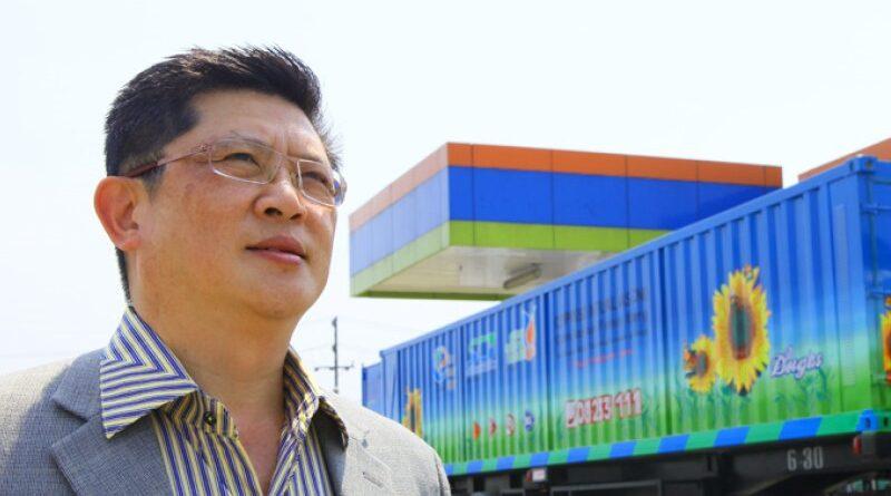 Profil Oei Edward Wijaya Jade Resource Sinergy