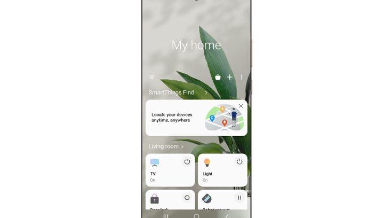 Cara menemukan hp samsung hilang dengan Samsung SmartThings Find