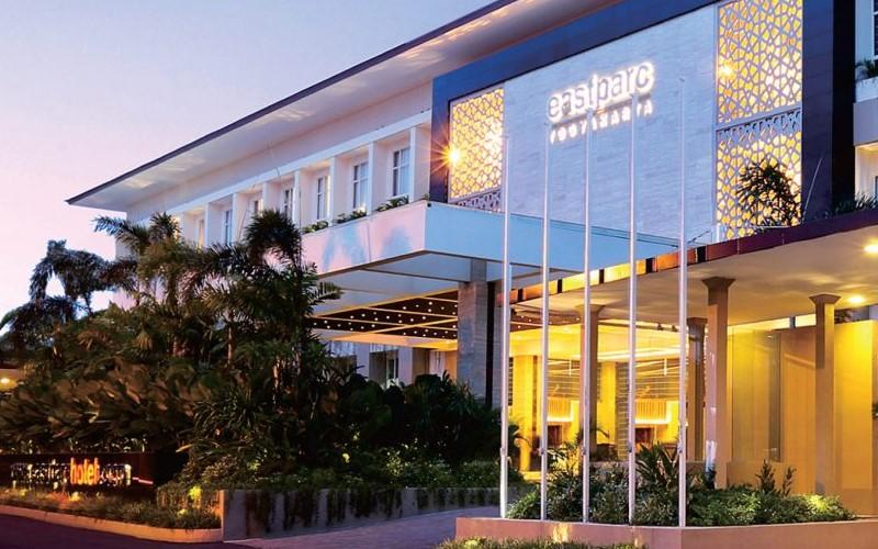 easpark hotel yogyakarta saham IDX EAST